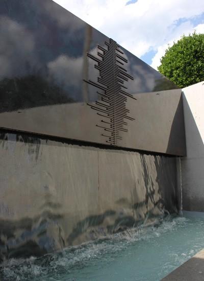 fountain cover